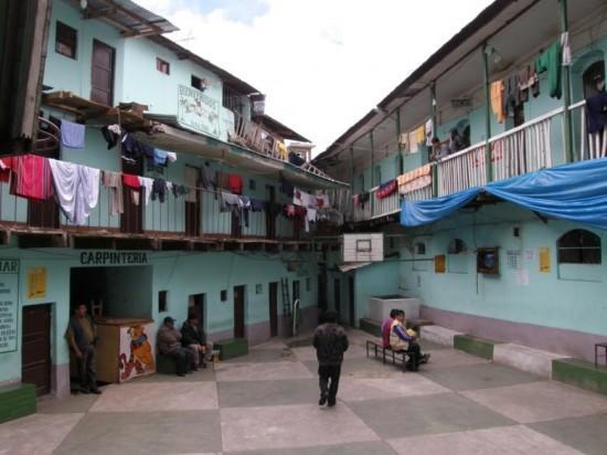 The book club     Marching PowderSan Pedro Prison Cells