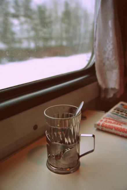 Train Belarus Jan 13