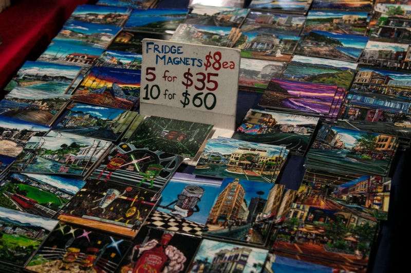 wellington-new-Zealand-market