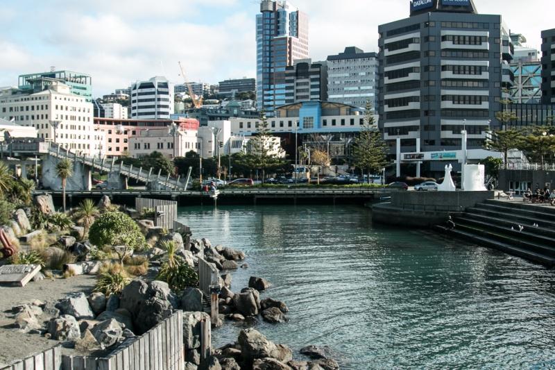 wellington-new-Zealand-market